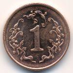 Зимбабве, 1 цент (1997 г.)