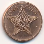 Багамские острова, 1 цент (1998 г.)