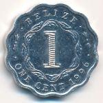 Белиз, 1 цент (1996 г.)