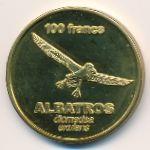 Острова Крозе, 100 франков (2011 г.)