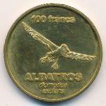Земля Адели, 100 франков (2011 г.)