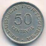 Ангола, 50 сентаво (1948 г.)
