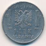 Албания, 1 лек (1939 г.)
