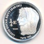 Сен-Бартельми, 1/4 евро (2004 г.)