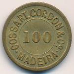 Остров Мадейра, 100 рейс (1800 г.)