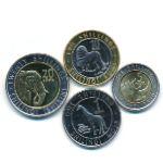Кения, Набор монет (2018 г.)