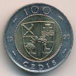 Гана, 100 седи (1999 г.)