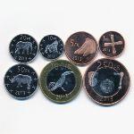 Катанга, Набор монет (2013 г.)