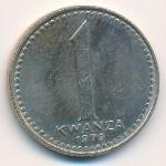 Ангола, 1 кванза (1975 г.)