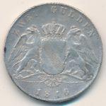 Баден, 2 гульдена (1846 г.)