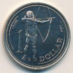 Намибия, 1 доллар (1990 г.)