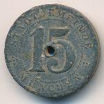 Мюнхен., 15 пфеннигов (1918 г.)