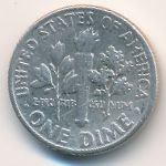 США, 1 дайм (1963 г.)