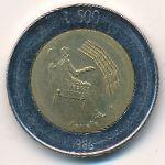 Сан-Марино, 500 лир (1986 г.)