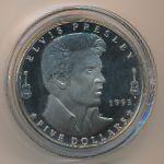 Маршалловы острова, 5 долларов (1993 г.)