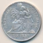 Гватемала, 1 песо (1897 г.)