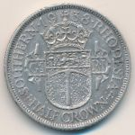 Южная Родезия, 1/2 кроны (1938 г.)