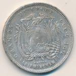 Эквадор, 1 сукре (1895 г.)