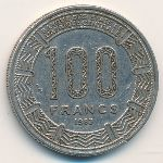 Камерун, 100 франков (1983 г.)