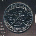 Великобритания, 5 фунтов (2009 г.)