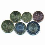 Андорра, Набор монет (2014 г.)