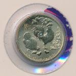 Австралия, 1 доллар (2017 г.)