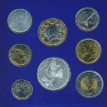 Сан-Марино, Набор монет (2001 г.)