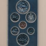 Канада, Набор монет (1979 г.)