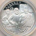 США, 1 доллар (2007 г.)