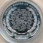 США, 1 доллар (2009 г.)