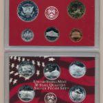 США, Набор монет (2006 г.)