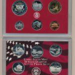 США, Набор монет (2005 г.)