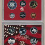 США, Набор монет (2004 г.)