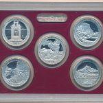 США, Набор монет (2010 г.)