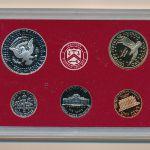США, Набор монет (2002 г.)