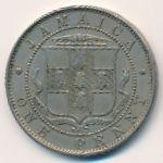 Ямайка, 1 пенни (1928 г.)