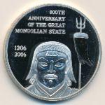 Монголия, 500 тугриков (2006 г.)