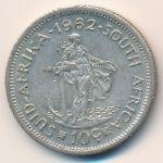 ЮАР, 10 центов (1962 г.)