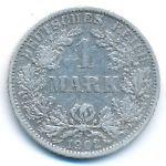 Германия, 1 марка (1902 г.)
