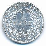 Германия, 1 марка (1914 г.)