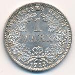 Германия, 1 марка (1915 г.)