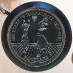 Ниуэ, 5 долларов (1991 г.)