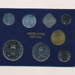 Антильские острова, Набор монет (1981 г.)