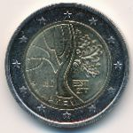Эстония, 2 евро (2017 г.)
