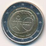 Словения, 2 евро (2009 г.)