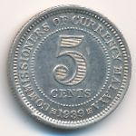 Малайя, 5 центов (1939 г.)