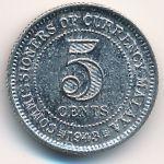 Малайя, 5 центов (1943 г.)