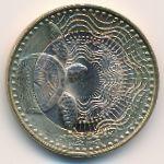 Колумбия, 1000 песо (2014 г.)