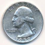 США, 1/4 доллара (1959 г.)