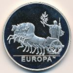 Андорра, 10 динеров (2001 г.)